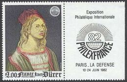 France N°2090a Neuf ** 1980 - Unused Stamps