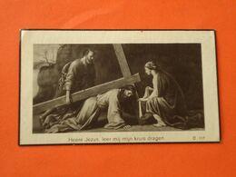 Oorlogsslachtoffer Aimé Bulckaen Geboren Te Wervik 1920 En Gesneuveld Te Vroenhoven  1940 (2scans) - Godsdienst & Esoterisme