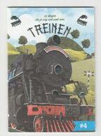 C1000 Je Weet Nu Boekje 4. Treinen - Trains - Andere Sammlungen