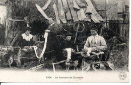 43 LE PUY EN VELAY METIER DENTELLIERES DENTELLE HAUTE LOIRE - Le Puy En Velay
