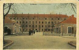031 071 - CPA - Militaria - France (36) Indre - Le Blanc - Caserne D'Infanterie - Kazerne