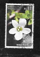 TIMBRE OBLITERE DE MAURICE DE 2016 N° MICHEL 1170 - Mauritius (1968-...)