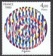France N°2113 Neuf ** 1980 - France