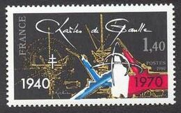 France N°2114 Neuf ** 1980 - France