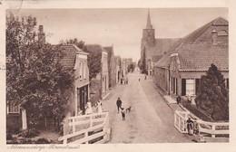 4822229Numansdorp, Torenstraat. 1929. (linksboven Een Klein Scheurtje, Zie Andere Hoeken) - Nederland