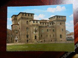 20071) MANTOVA CASTEL SAN GIORGIO VIAGGIATA - Mantova