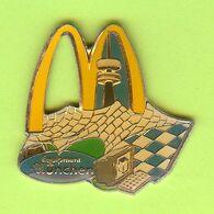 Pin's Mac Do McDonald's München Equipment - 4C29 - McDonald's