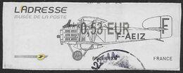 2011 - Musée De La Poste - Brequet  - Oblitéré - 2010-... Illustrated Franking Labels