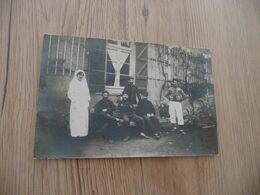 Carte Photo Hôpital De Lucon Vendée Récit Infirmière Zouave - Weltkrieg 1914-18