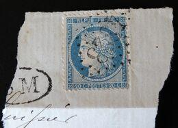GC 4323 Sur 20 C Ceres N° 37 YT - 1849-1876: Classic Period