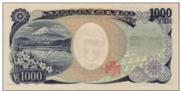 JAPAN P. 104d 1000 Y 2010 UNC - Japan