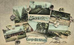 SOUVENIR DU CAMP DE BEVERLOO KAMP LEOPOLDSBURG BOURG LEOPOLD WWICOLLECTION - Leopoldsburg (Beverloo Camp)