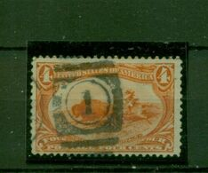 USA, Büffeljäger Nr. 119 Gestempelt - Used Stamps