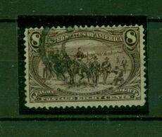 USA, Bahnbau Nr. 121 Gestempelt - Used Stamps