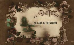 AMITIÉS DU CAMP DE BEVERLOO KAMP LEOPOLDSBURG BOURG LEOPOLD WWICOLLECTION - Leopoldsburg (Beverloo Camp)