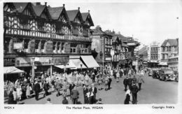Wigan (Angleterre) - The Market Place - Sin Clasificación