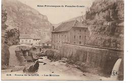 Source De La LOUE - Les Moulins - Otros Municipios