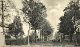 RUE VAN DER HELST. CAMP DE BEVERLOO KAMP LEOPOLDSBURG BOURG LEOPOLD WWICOLLECTION - Leopoldsburg (Beverloo Camp)