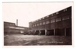 Cusenier - Usine De La Courneuve - Cachet Inauguration 27 Avril 1935 - édit. Non Identifié  + Verso - France