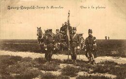VUE À LA PLAINE. CAMP DE BEVERLOO KAMP LEOPOLDSBURG BOURG LEOPOLD WWICOLLECTION - Leopoldsburg (Beverloo Camp)