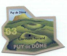 MAGNET 63 FRANCE PUY DE DOME - Altri
