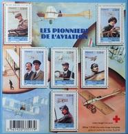 2693 - 2010 - LES PIONNIERS DE L'AVIATION - N°F4504 BLOC NEUF** - Neufs