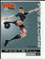 CARTE A JOUER PITCH FOOTBALL - Kartenspiele (traditionell)