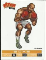 CARTE A JOUER PITCH BOXE - Kartenspiele (traditionell)