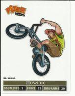 CARTE A JOUER PITCH BMX - Kartenspiele (traditionell)