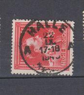 COB 690 Oblitération Centrale HALLE - 1936-1957 Open Kraag