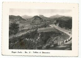 T3605 Vallata Di Bismantova (Reggio Emilia) - Appennino Reggiano - Panorama / Viaggiata 1954 - Andere Steden