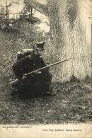ICÍ, J'ATTENDS L'ENNEMI !. CAMP DE BEVERLOO KAMP LEOPOLDSBURG BOURG LEOPOLD WWICOLLECTION - Leopoldsburg (Beverloo Camp)