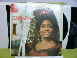 Bizet - Coffret X3 33t Vinyles - Carmen _ 0 26 940-942 - Opera / Operette
