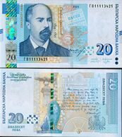 Bulgaria / Bulgarie - Banknote 20 Lv  Emission 2020 UNC - Bulgarie