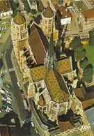 21 - Dijon - Vue Aérienne De L'église Saint Benigne (XIIIe Siècle) - Dijon