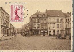 10 09/  L/        ATH   GRAND PLACE ET POMPE - België
