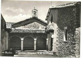 T3619 Monteluco Di Spoleto (Perugia) - Ingresso Al Convento Di San Francesco / Viaggiata 1961 - Otras Ciudades