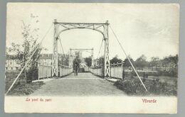 ***  VILVORDE ***  -  Le Pont Du Parc - Vilvoorde