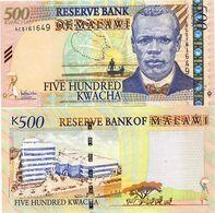 MALAWI       500 Kwacha       P-56a       1.11.2005        UNC - Malawi