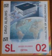 Supplément DAVO Belgie/Belgique  SL 02 Extra Comportant Les Feuilles N° 248a Et 248b     TB. - Album & Raccoglitori