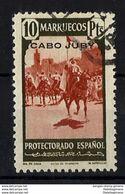 CABO JUBY 131 En Usado. Cat.47 € - Cabo Juby