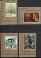 Russia, 2020, Mi. 2859-62, Modern Art, The 75th Anniv. Of Victory In The WW II, MNH - Ungebraucht
