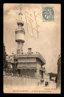 92 - BOURG-LA-REINE - L'AVENUE DU LYCEE LAKANAL - ARCHITECTURE - Bourg La Reine