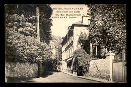 92 - CHATENAY-MALABRY - HOTEL-RESTAURANT DE LA VALLEE AUX LOUPS, MAISON LARDEAU, 104 RUE CHATEAUBRIANT - Chatenay Malabry