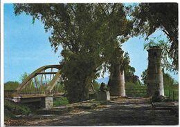 Scauri (Latina). Ponte Sul Garigliano. - Latina