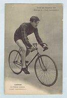 CP.  Édité Par Le PNEU CONTINENTAL Henri LIGNON De L'Équipe Alleluia Tour De France 1914. Vélo, Cyclisme. - Cycling