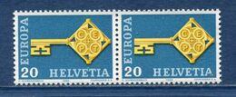 Suisse - YT N° 806 - Neuf Sans Charnière - 1968 - Ongebruikt