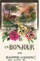 Un Bonjour De Sarre Union - Gruss Aus.../ Grüsse Aus...