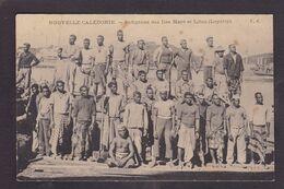 CPA Nouvelle Calédonie New Calédonia Océanie écrite Iles Maré Et Lifou - New Caledonia