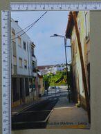PORTUGAL - RUA DOS MARTIRES -  LEIRIA -   2 SCANS     - (Nº37980) - Leiria